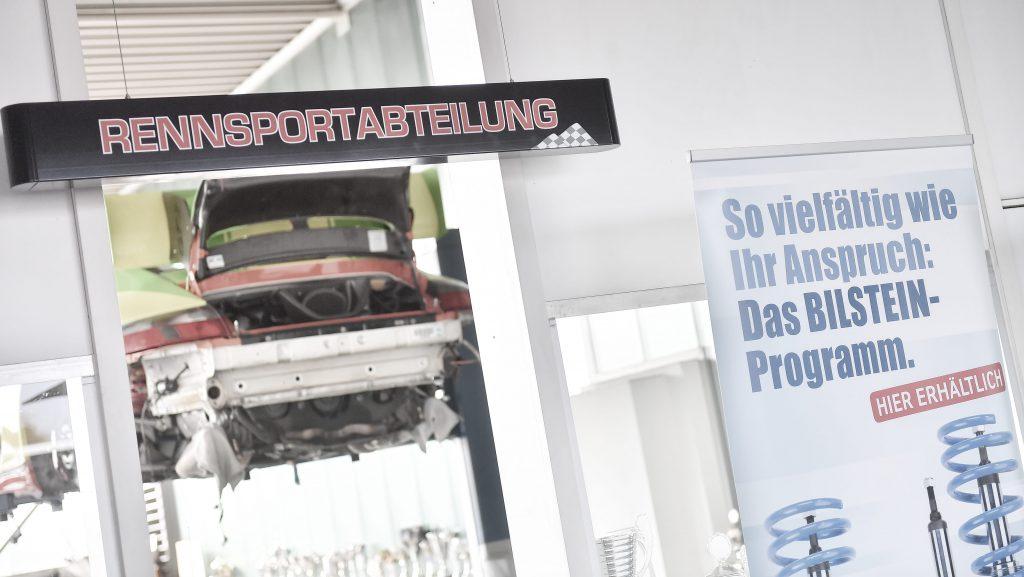 Bild zu Fahrzeugaufbau